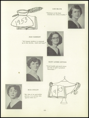 Page 17, 1953 Edition, Chenango Forks High School - Gateway Yearbook (Chenango Forks, NY) online yearbook collection