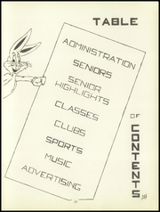 Page 5, 1953 Edition, Chenango Forks High School - Gateway Yearbook (Chenango Forks, NY) online yearbook collection