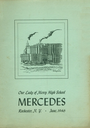 1946 Edition, Our Lady of Mercy High School - Mercedes Yearbook (Rochester, NY)