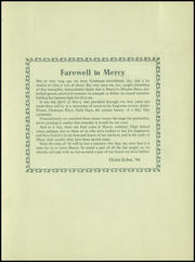 Page 3, 1946 Edition, Our Lady of Mercy High School - Mercedes Yearbook (Rochester, NY) online yearbook collection