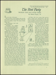 Page 7, 1946 Edition, Our Lady of Mercy High School - Mercedes Yearbook (Rochester, NY) online yearbook collection