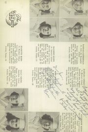 Page 16, 1949 Edition, Our Lady of Mercy High School - Mercedes Yearbook (Rochester, NY) online yearbook collection