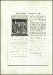 Page 10, 1936 Edition, Jefferson High School - Statesman Yearbook (Rochester, NY) online yearbook collection