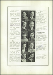 Page 12, 1936 Edition, Jefferson High School - Statesman Yearbook (Rochester, NY) online yearbook collection