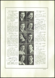 Page 15, 1936 Edition, Jefferson High School - Statesman Yearbook (Rochester, NY) online yearbook collection