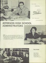 Page 7, 1951 Edition, Jefferson High School - Statesman Yearbook (Rochester, NY) online yearbook collection