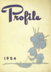 Page 1, 1954 Edition, Little Falls High School - Profile Yearbook (Little Falls, NY) online yearbook collection
