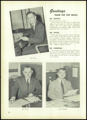 Page 10, 1954 Edition, Little Falls High School - Profile Yearbook (Little Falls, NY) online yearbook collection