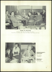Page 11, 1954 Edition, Little Falls High School - Profile Yearbook (Little Falls, NY) online yearbook collection