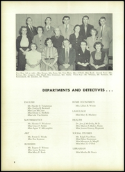 Page 12, 1954 Edition, Little Falls High School - Profile Yearbook (Little Falls, NY) online yearbook collection