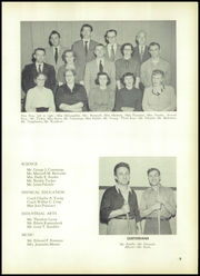 Page 13, 1954 Edition, Little Falls High School - Profile Yearbook (Little Falls, NY) online yearbook collection