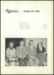 Page 15, 1954 Edition, Little Falls High School - Profile Yearbook (Little Falls, NY) online yearbook collection