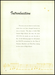 Page 6, 1954 Edition, Little Falls High School - Profile Yearbook (Little Falls, NY) online yearbook collection