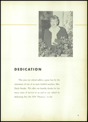 Page 7, 1954 Edition, Little Falls High School - Profile Yearbook (Little Falls, NY) online yearbook collection