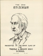 Page 5, 1942 Edition, Thomas A Edison High School - Edisonian Yearbook (Elmira Heights, NY) online yearbook collection