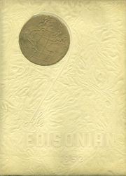 1952 Edition, Thomas A Edison High School - Edisonian Yearbook (Elmira Heights, NY)
