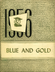 1956 Edition, Granville High School - Blue and Gold Yearbook (Granville, NY)