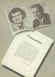 Page 10, 1956 Edition, Granville High School - Blue and Gold Yearbook (Granville, NY) online yearbook collection
