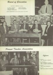 Page 14, 1956 Edition, Granville High School - Blue and Gold Yearbook (Granville, NY) online yearbook collection