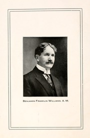 Page 8, 1914 Edition, Valparaiso University - Record Yearbook (Valparaiso, IN) online yearbook collection