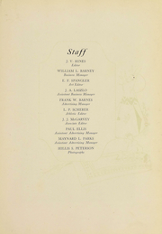 Page 10, 1924 Edition, Valparaiso University - Record Yearbook (Valparaiso, IN) online yearbook collection