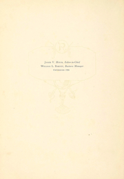 Page 5, 1924 Edition, Valparaiso University - Record Yearbook (Valparaiso, IN) online yearbook collection