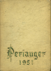 1951 Edition, Dobbs Ferry High School - Periauger Yearbook (Dobbs Ferry, NY)