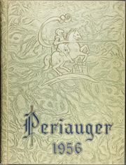 1956 Edition, Dobbs Ferry High School - Periauger Yearbook (Dobbs Ferry, NY)
