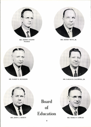 Page 12, 1958 Edition, Dobbs Ferry High School - Periauger Yearbook (Dobbs Ferry, NY) online yearbook collection