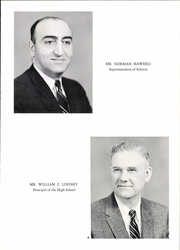 Page 13, 1958 Edition, Dobbs Ferry High School - Periauger Yearbook (Dobbs Ferry, NY) online yearbook collection
