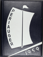 1959 Edition, Dobbs Ferry High School - Periauger Yearbook (Dobbs Ferry, NY)