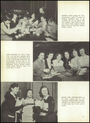 Mother Cabrini High School - Shrine Yearbook (New York, NY) online yearbook collection, 1953 Edition, Page 48