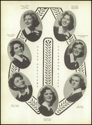Mother Cabrini High School - Shrine Yearbook (New York, NY) online yearbook collection, 1953 Edition, Page 54