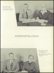 Page 11, 1955 Edition, Moravia Central High School - Echoes Yearbook (Moravia, NY) online yearbook collection