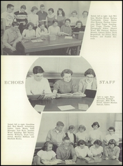 Page 16, 1955 Edition, Moravia Central High School - Echoes Yearbook (Moravia, NY) online yearbook collection
