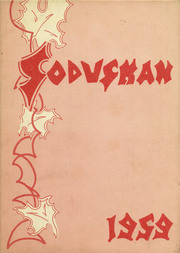 Page 1, 1959 Edition, Sodus High School - Soduskan Yearbook (Sodus, NY) online yearbook collection