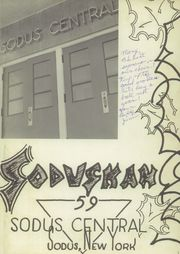 Page 5, 1959 Edition, Sodus High School - Soduskan Yearbook (Sodus, NY) online yearbook collection