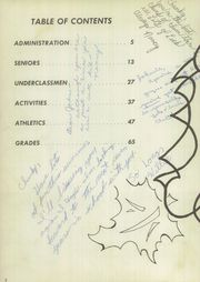 Page 6, 1959 Edition, Sodus High School - Soduskan Yearbook (Sodus, NY) online yearbook collection