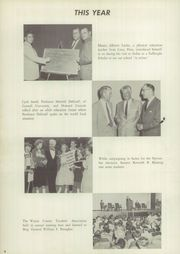 Page 8, 1959 Edition, Sodus High School - Soduskan Yearbook (Sodus, NY) online yearbook collection