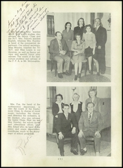 Page 13, 1948 Edition, Cassadaga Valley High School - Valley View Yearbook (Sinclairville, NY) online yearbook collection