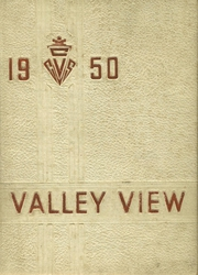 Cassadaga Valley High School - Valley View Yearbook (Sinclairville, NY) online yearbook collection, 1950 Edition, Page 1
