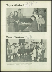 Page 40, 1950 Edition, Cassadaga Valley High School - Valley View Yearbook (Sinclairville, NY) online yearbook collection