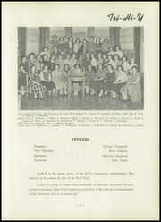 Page 43, 1950 Edition, Cassadaga Valley High School - Valley View Yearbook (Sinclairville, NY) online yearbook collection