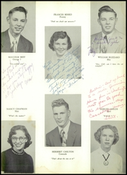 Page 15, 1954 Edition, Cassadaga Valley High School - Valley View Yearbook (Sinclairville, NY) online yearbook collection