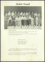 Page 10, 1955 Edition, Cassadaga Valley High School - Valley View Yearbook (Sinclairville, NY) online yearbook collection