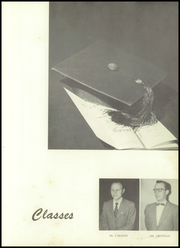 Page 11, 1955 Edition, Cassadaga Valley High School - Valley View Yearbook (Sinclairville, NY) online yearbook collection