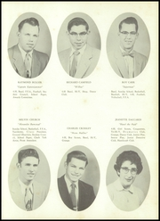 Page 13, 1955 Edition, Cassadaga Valley High School - Valley View Yearbook (Sinclairville, NY) online yearbook collection