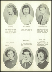 Page 14, 1955 Edition, Cassadaga Valley High School - Valley View Yearbook (Sinclairville, NY) online yearbook collection