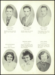 Page 15, 1955 Edition, Cassadaga Valley High School - Valley View Yearbook (Sinclairville, NY) online yearbook collection