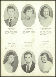 Page 16, 1955 Edition, Cassadaga Valley High School - Valley View Yearbook (Sinclairville, NY) online yearbook collection
